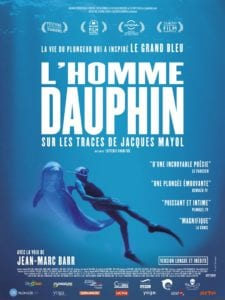 L'homme dauphin Dolphin man Jacques Mayol RCM 2019