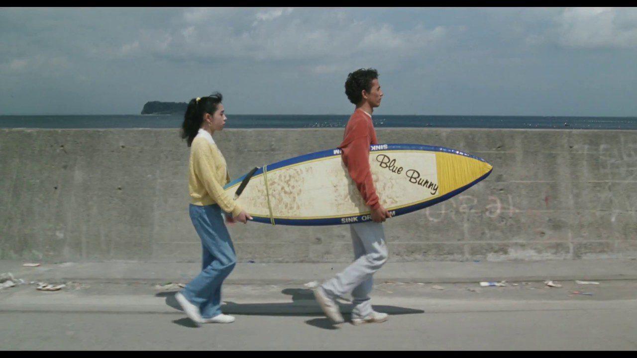 A scene at the sea Takeshi Kitano