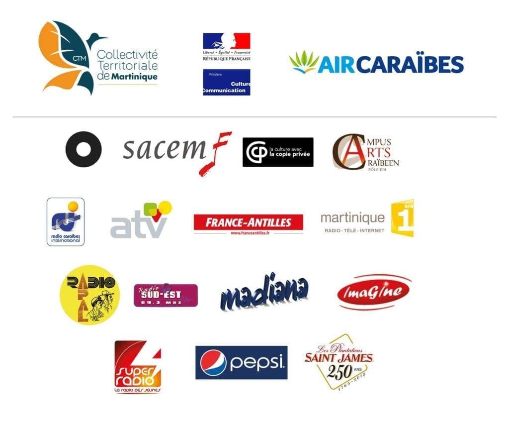 Les entreprises partenaires de Tropiques Atrium