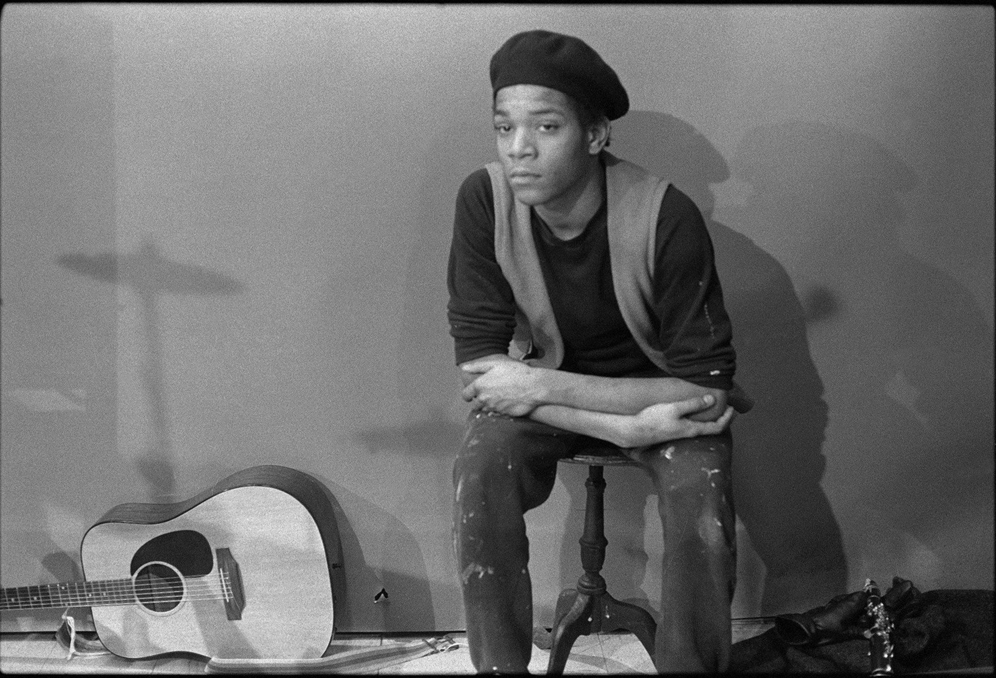 Basquiat film Seance VO Tropiques Atrium