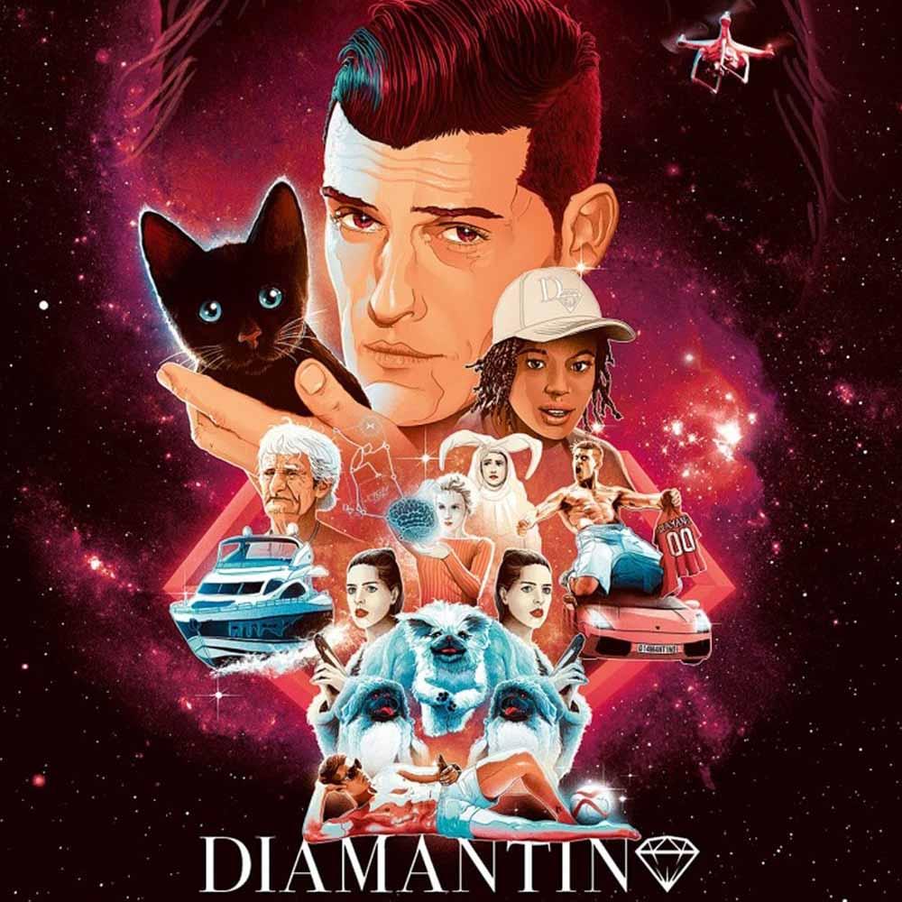 Diamantino film Seance VO Tropiques Atrium Cinéma