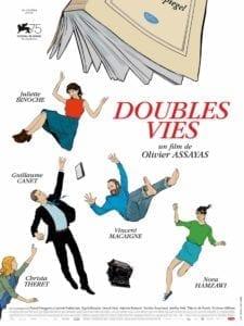 Doubles vies affiche film cinema seance vo tropiques atrium