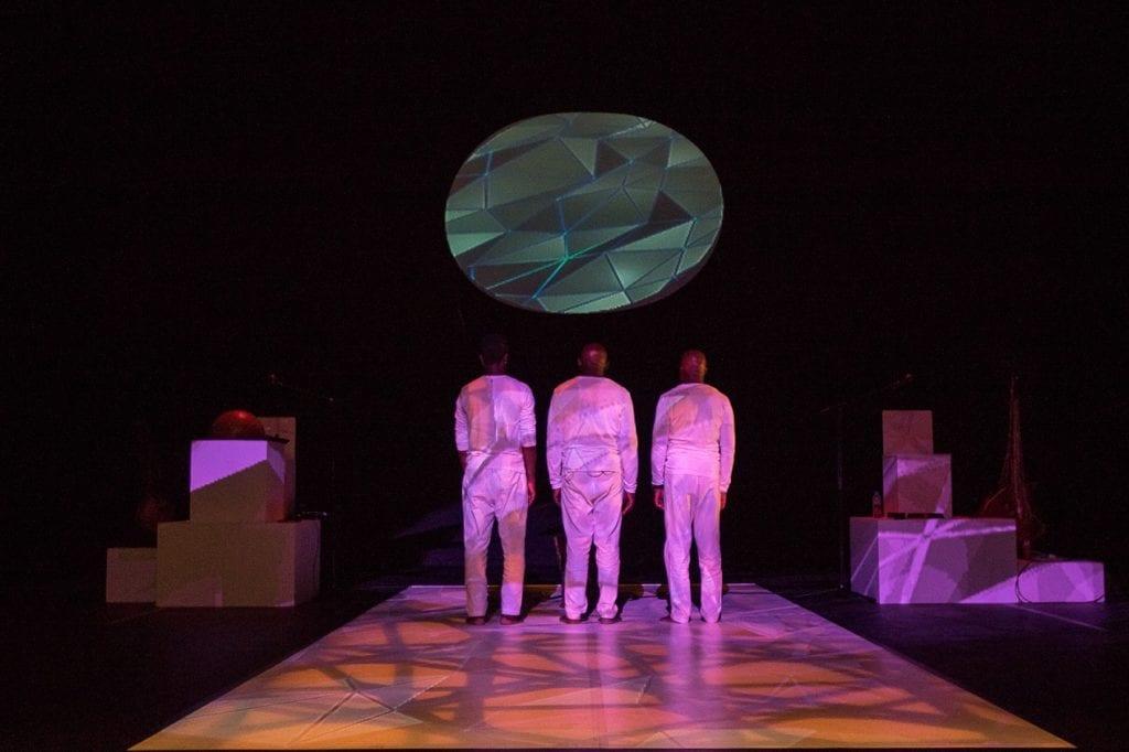 Le but de Roberto Carlos - création - theatre - Tropiques Atrium