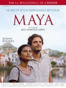 Maya affiche film cinema seance vo tropiques atrium