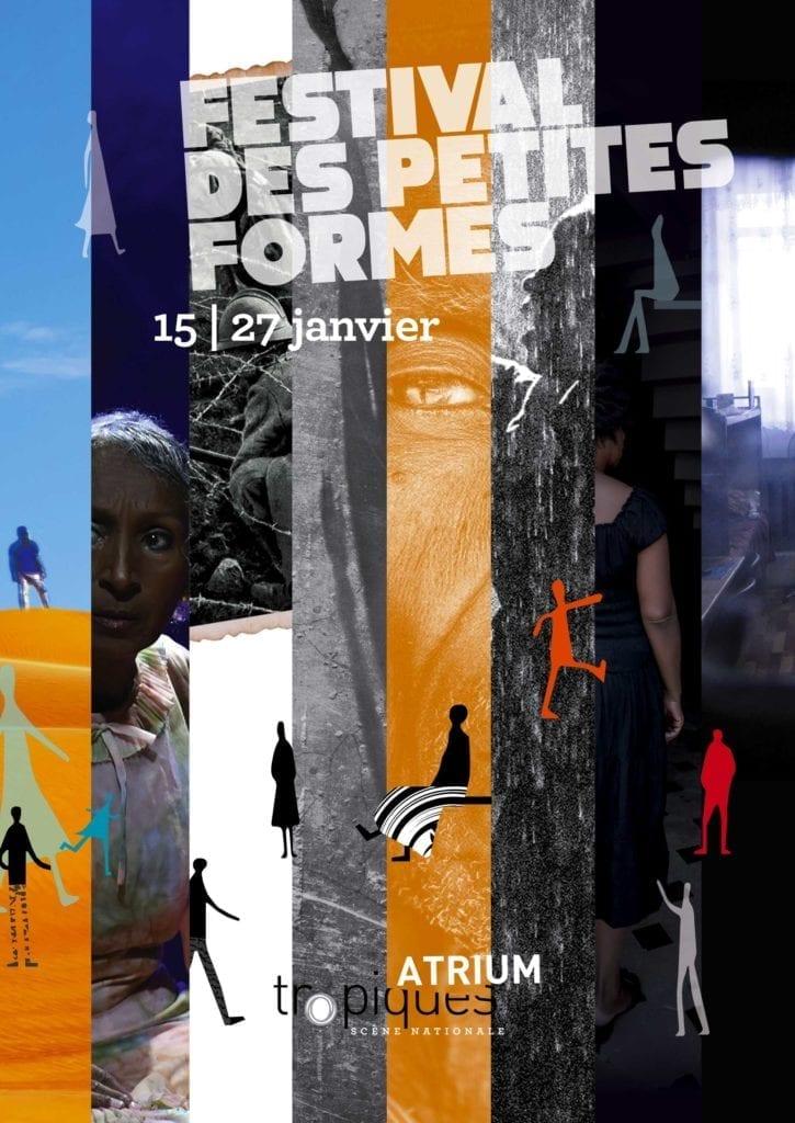 Festival des Petites Formes 2019 - Affiche Theatre Tropiques Atrium