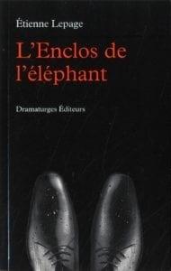 Enclos de l'éléphant - Lepage - Tropiques Atrium
