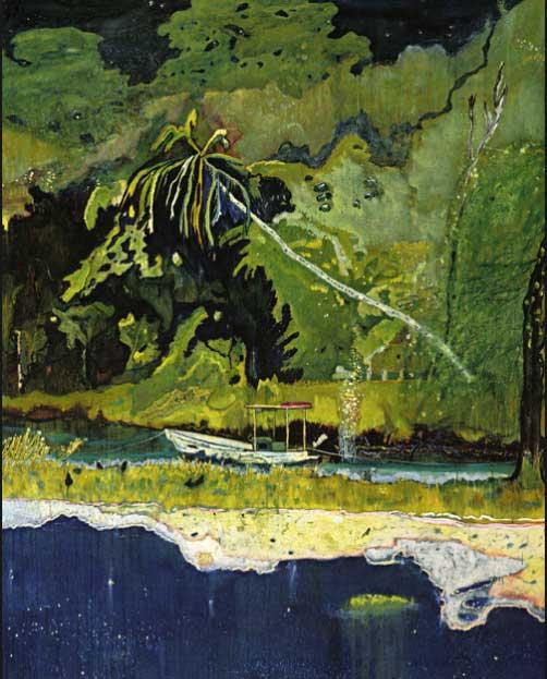 Peter Doig - tropiques atrium