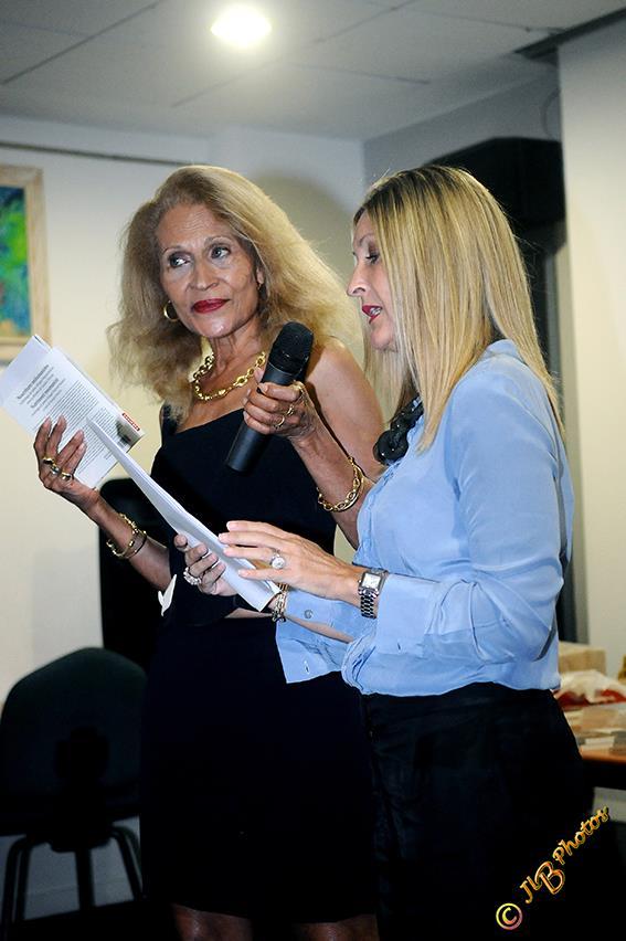 Conférence Exils et littérature présentée par Suzanne Dracius et Patrick Mathelié-Guinlet