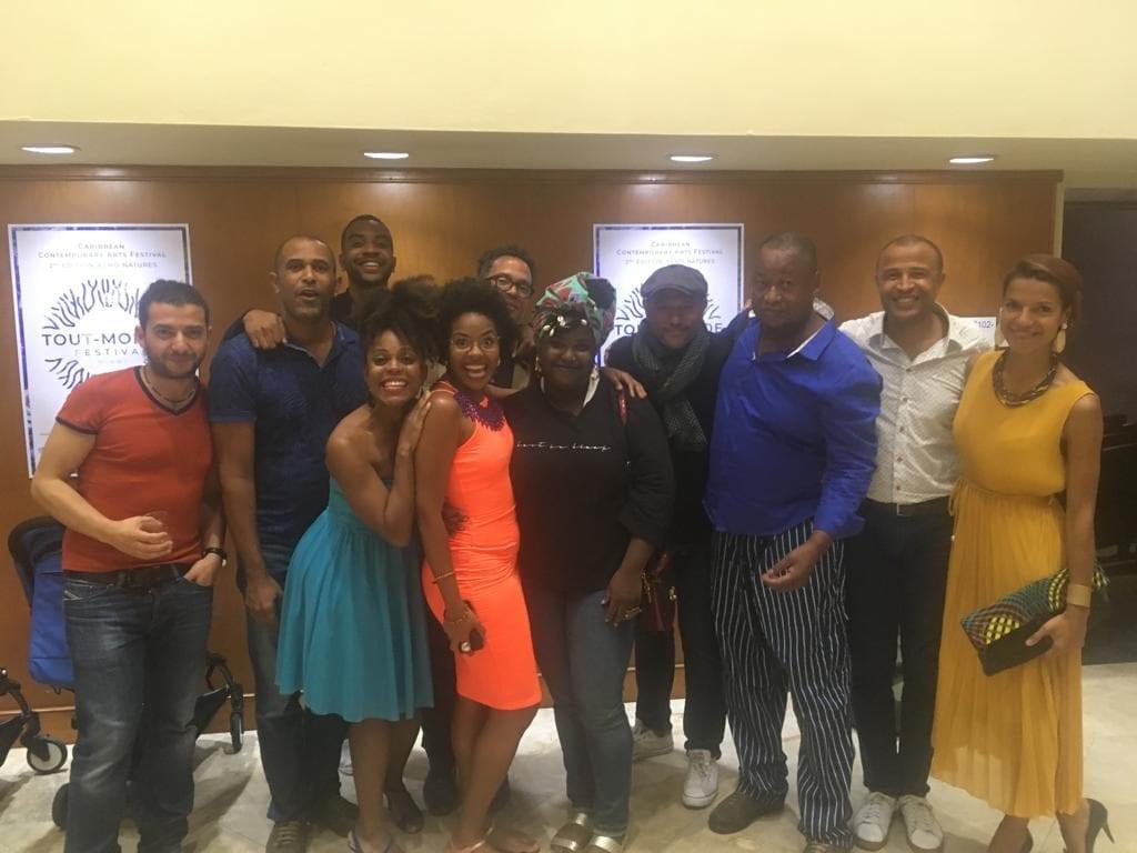 délégation martinique Tropiques Atrium au festival Tout-monde de Miami