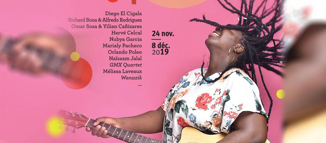 Couv 06 Martinique Jazz Festival - MJF 2019 - Tropiques Atrium