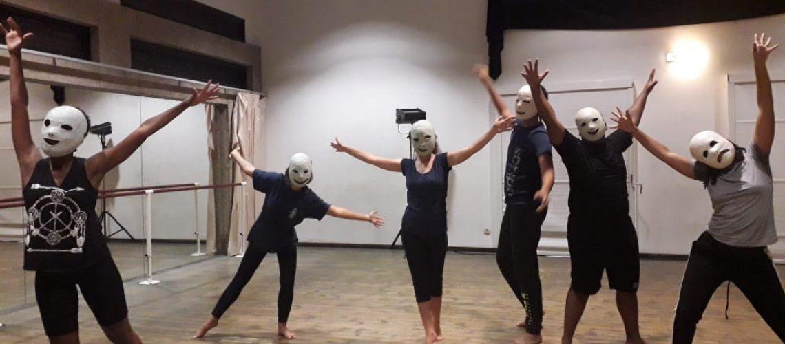 Formation masques - Sylviane Enéléda – Tropiques Atrium 01