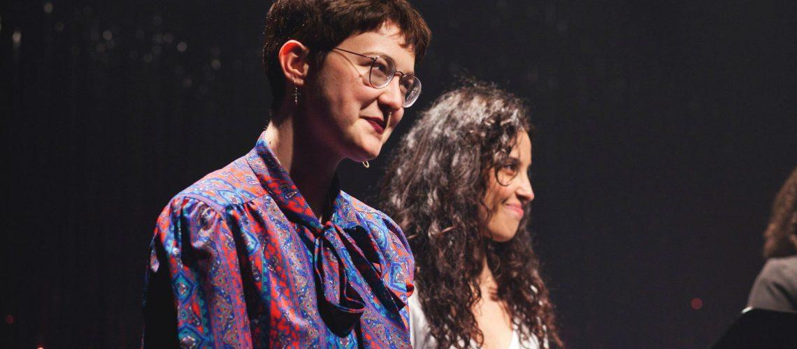 Rhiannon Collett, Miranda & Dave recommencent encore (Théâtre Aux Écuries) - Tropiques Atrium - ©David Ospina